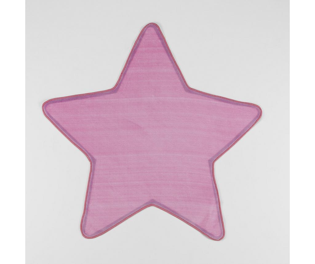 Star Pink Szőnyeg 110x110 cm