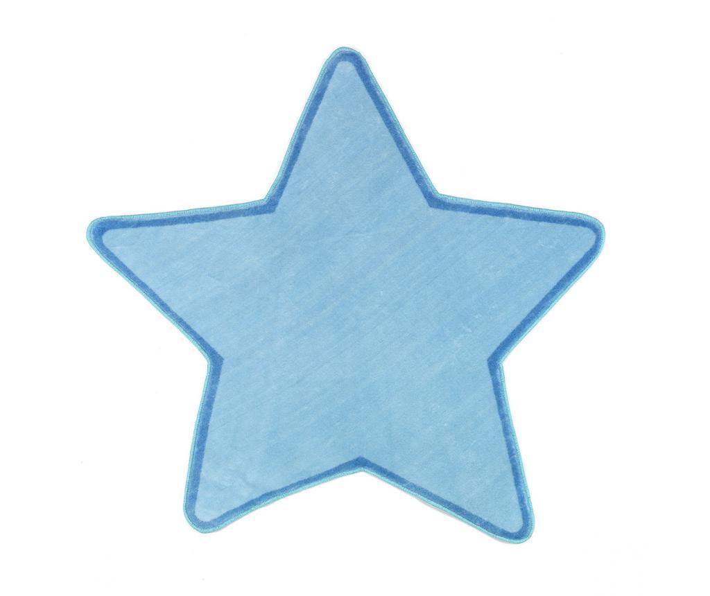 Star Blue Szőnyeg 110x110 cm