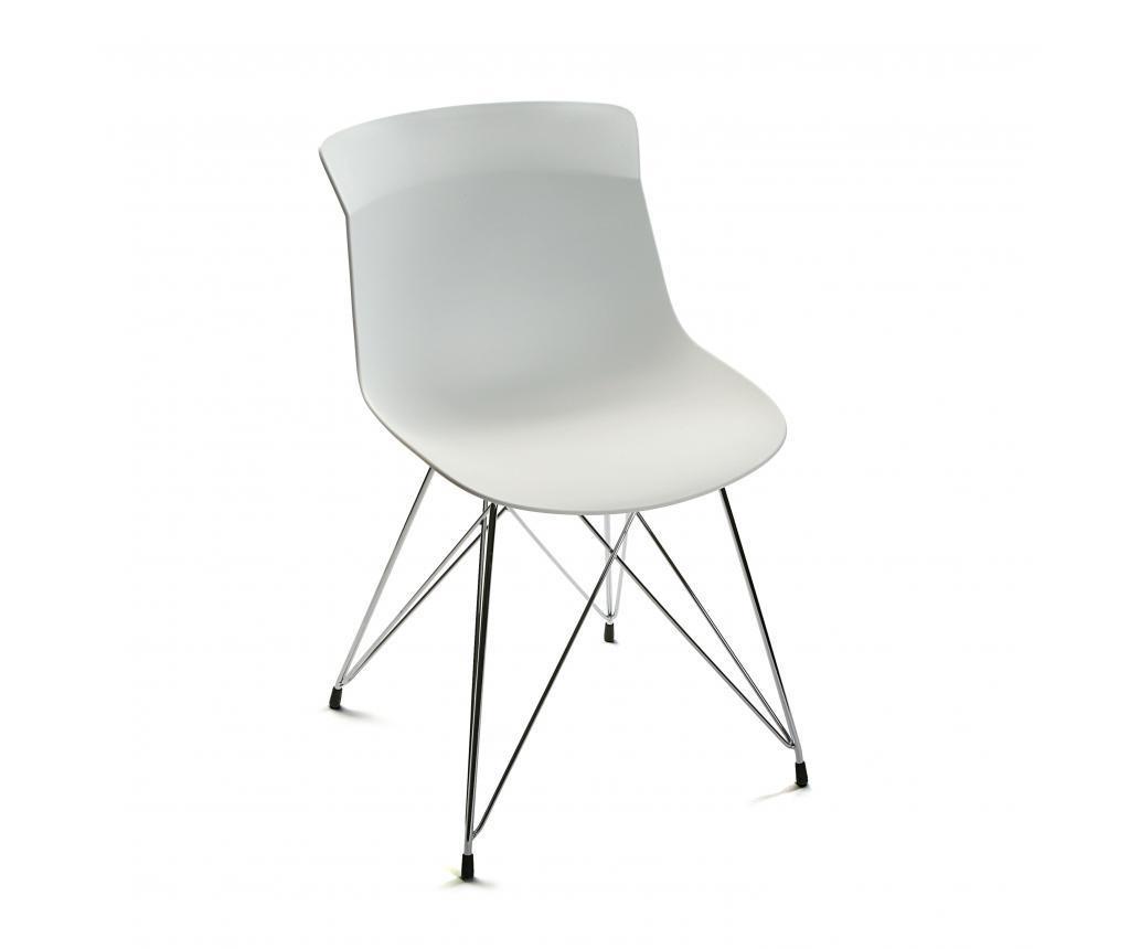 Καρέκλα Split White