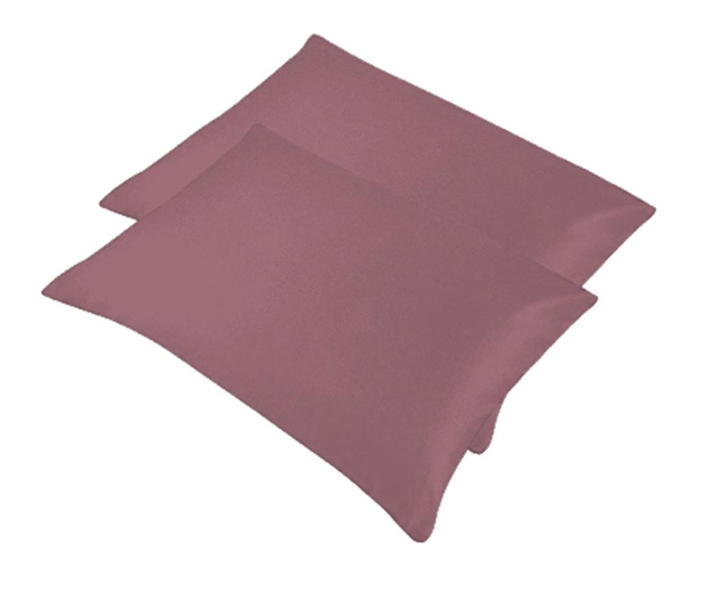 Set 2 fete de perna Bogo Light Purple 50x70 cm
