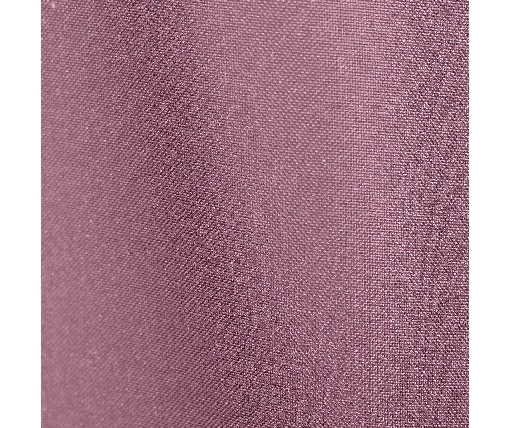 Draperie Evita Pink 140x250 cm