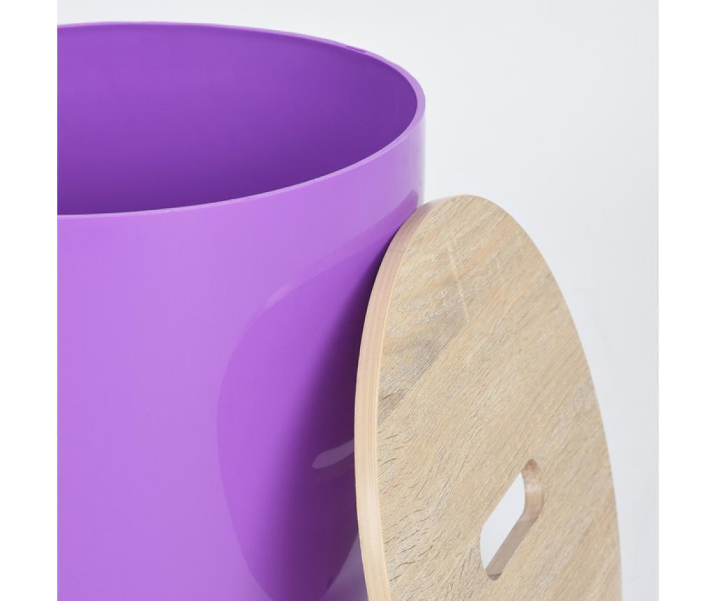 Dale Purple Zsámoly