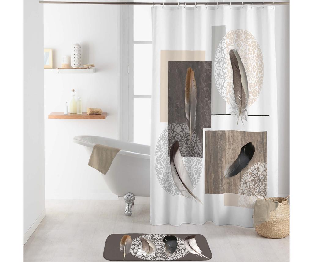 Zasłona prysznicowa Abana 180x200 cm