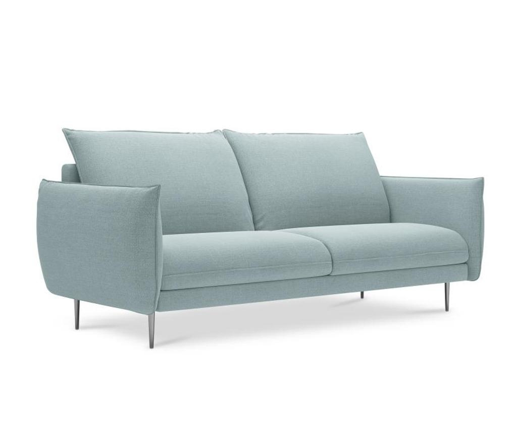Sofa cu 2 locuri Antonio Light Blue