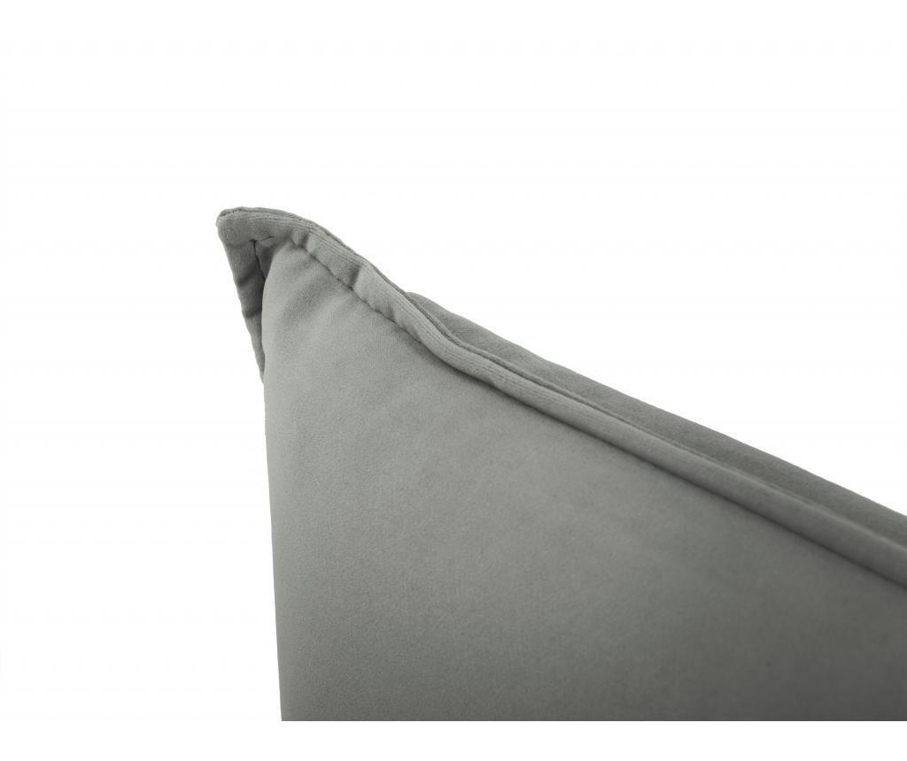 Sofa cu 3 locuri Biagio Light Grey