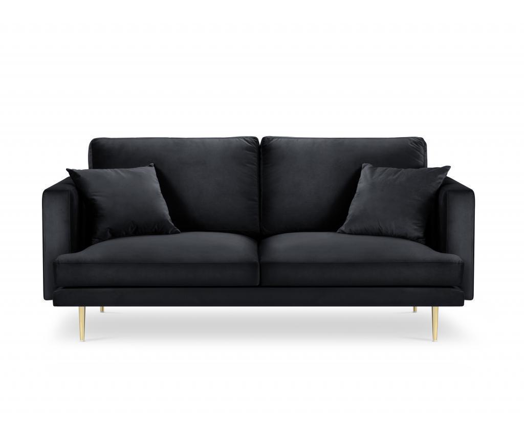 Canapea cu 3 locuri Brunello Dark Blue