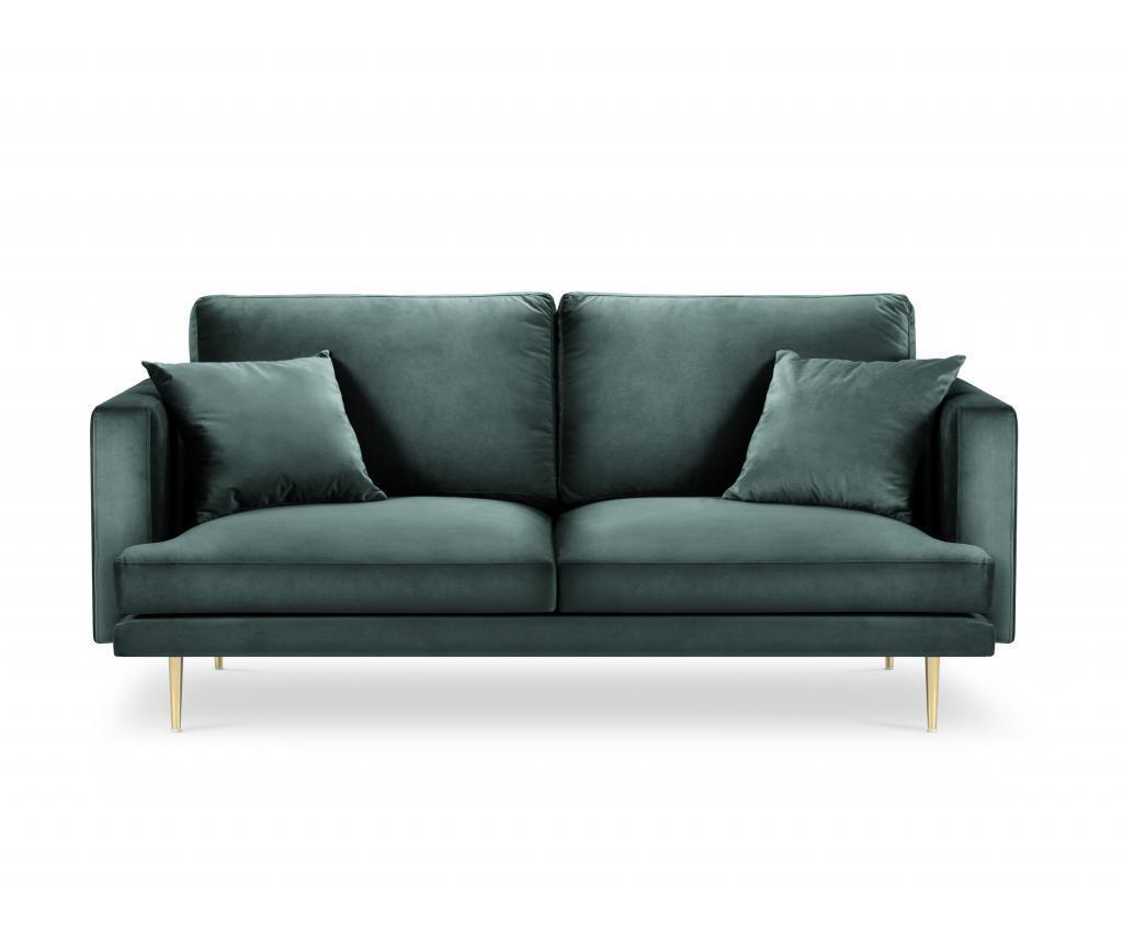 Canapea cu 3 locuri Brunello Petrol