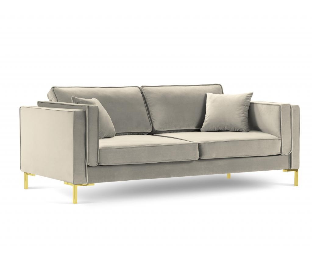 Canapea cu 3 locuri Giuseppe Beige