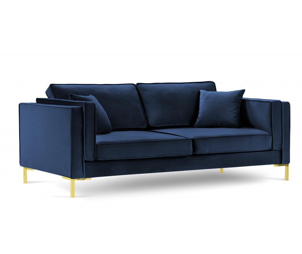 Canapea cu 3 locuri Giuseppe Royal Blue