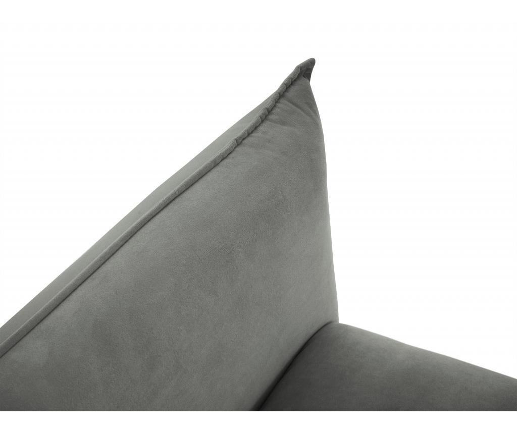 Coltar stanga Biagio Light Grey