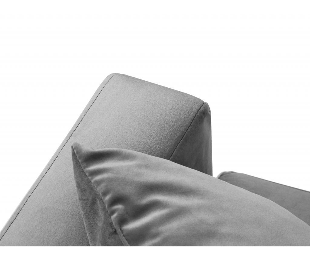 Coltar stanga Brunello Light Grey