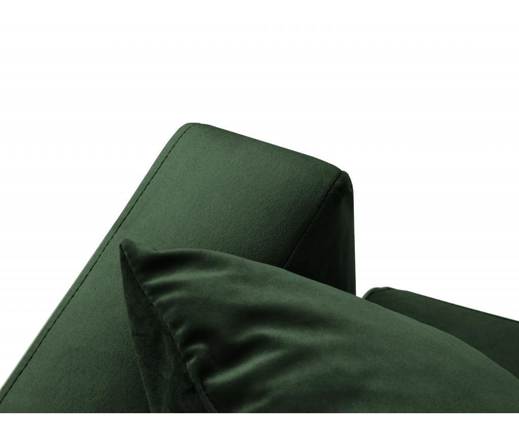 Coltar stanga Brunello Bottle Green