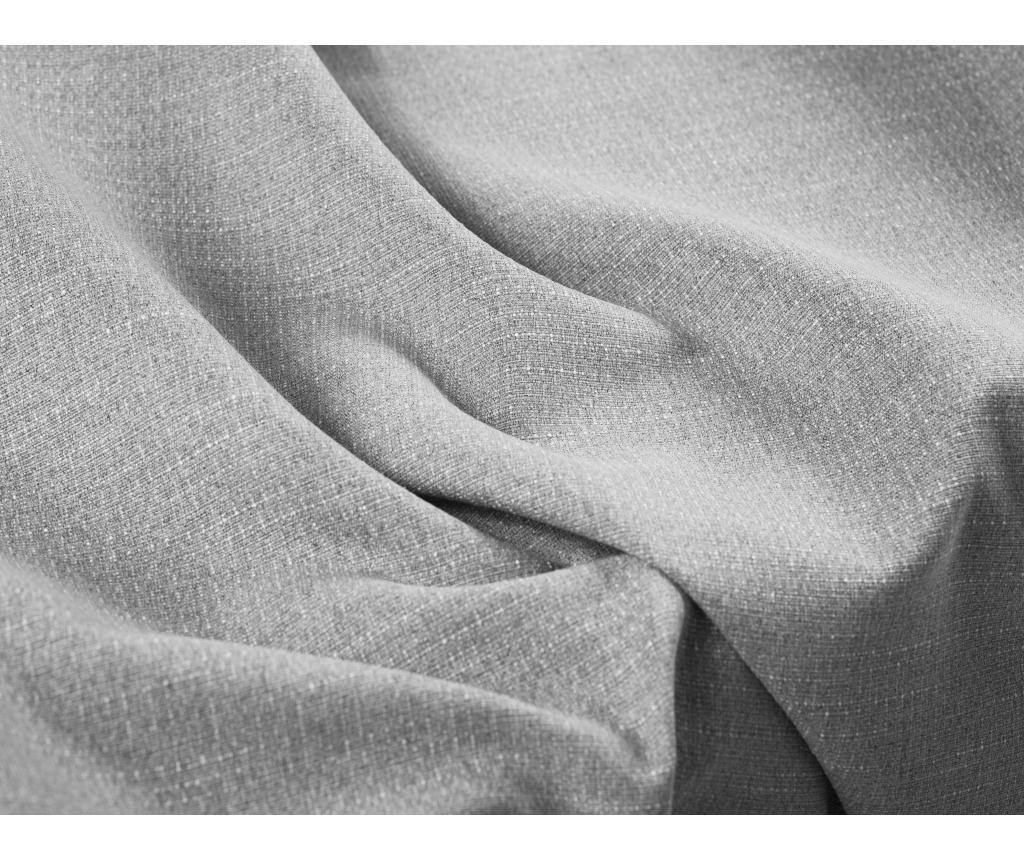 Coltar extensibil stanga Dario Light Grey