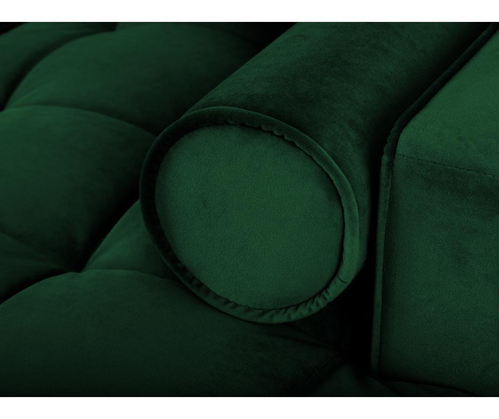 Coltar extensibil stanga Santo Bottle Green