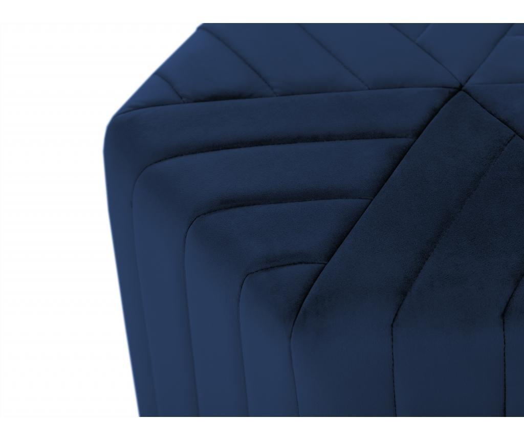 Puf Alice Royal Blue