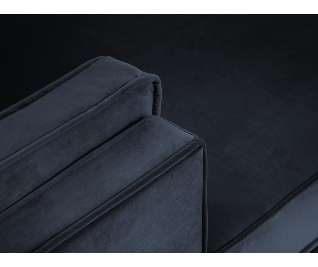 Desna kutna garnitura Giuseppe Dark Blue