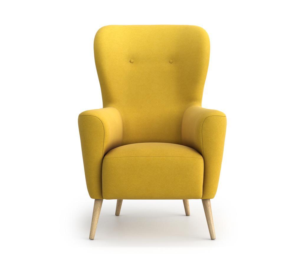 Fotelj Ahne Yellow