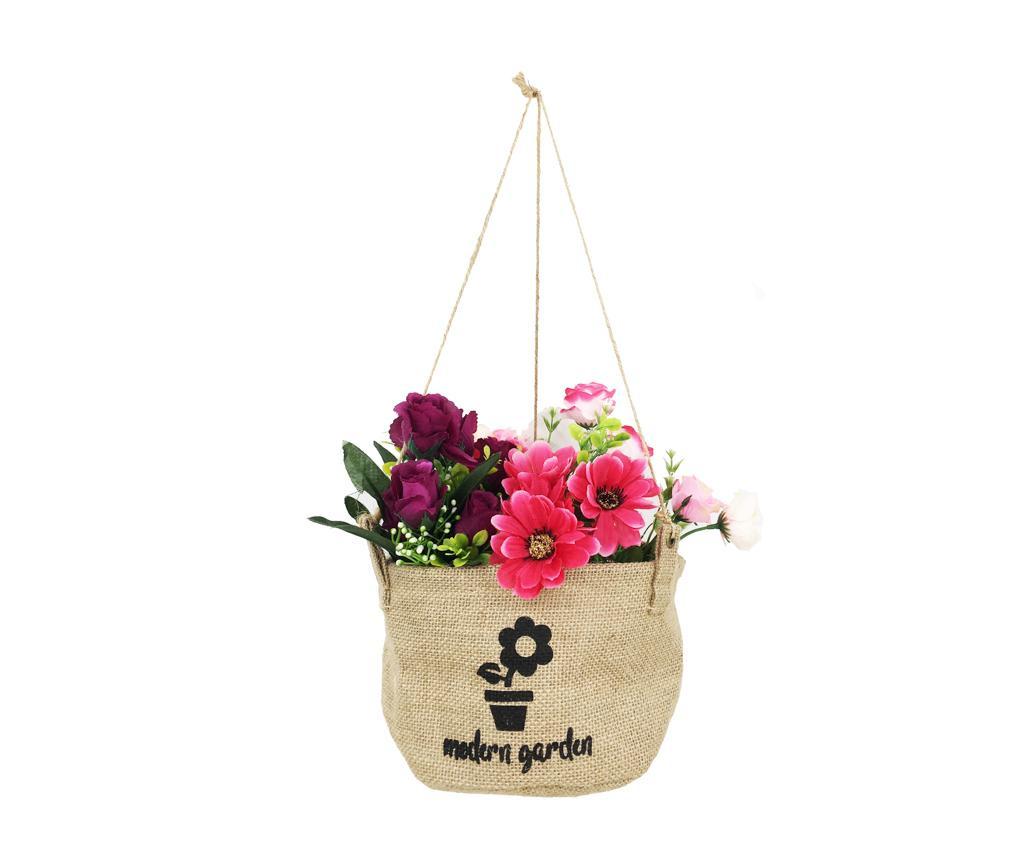 Felfüggeszthető virágcserép