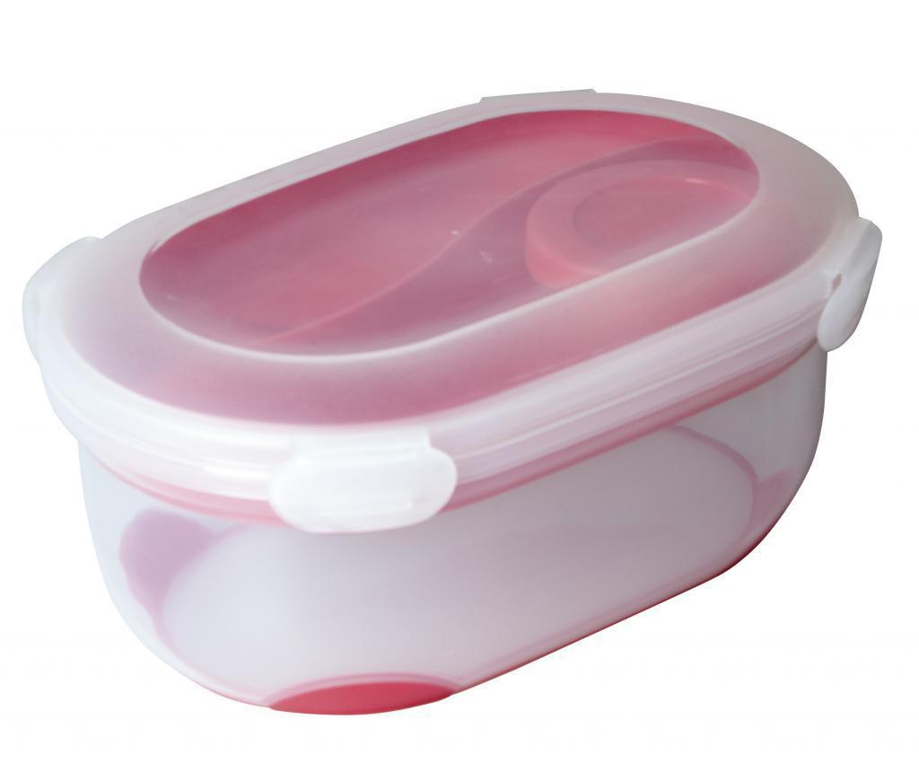 Clip & Go Salátás doboz