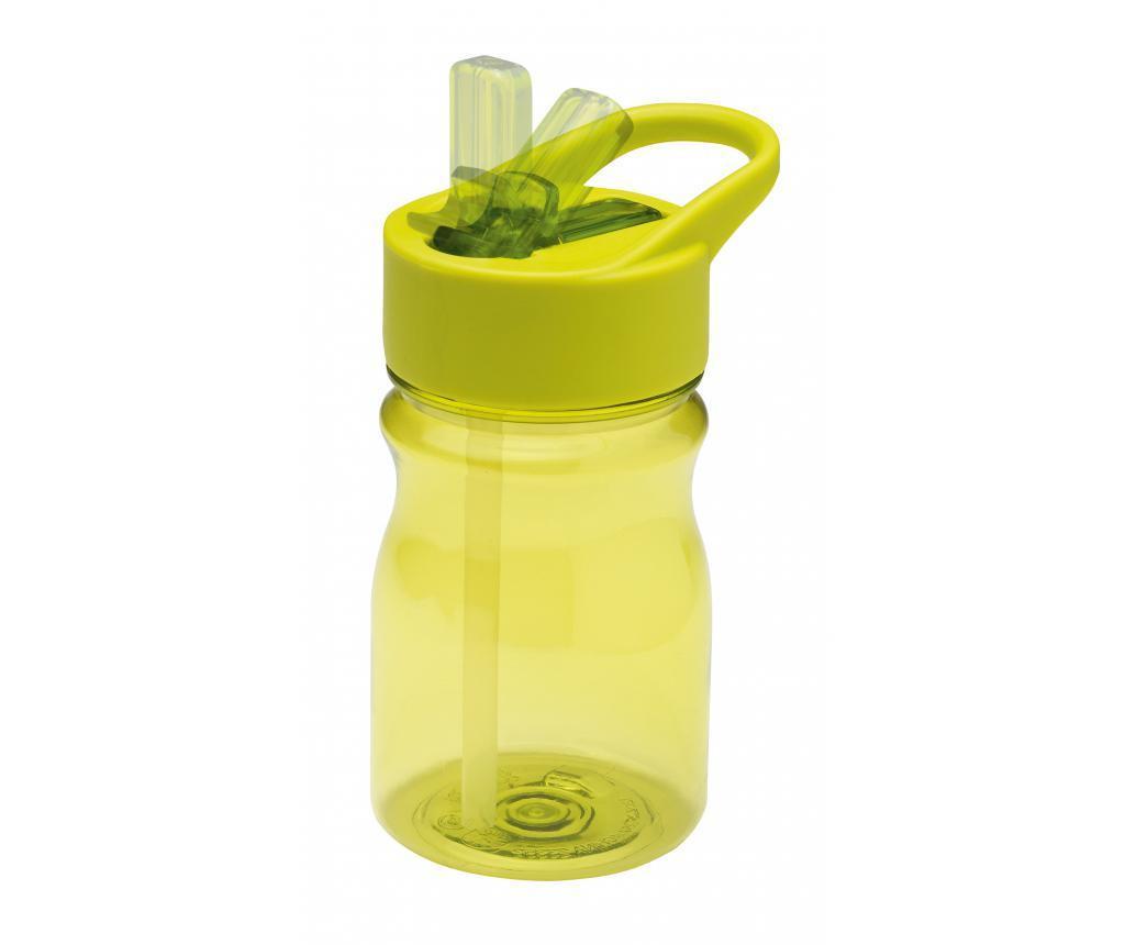 Clip & Go Sportpalack szívószállal 335 ml