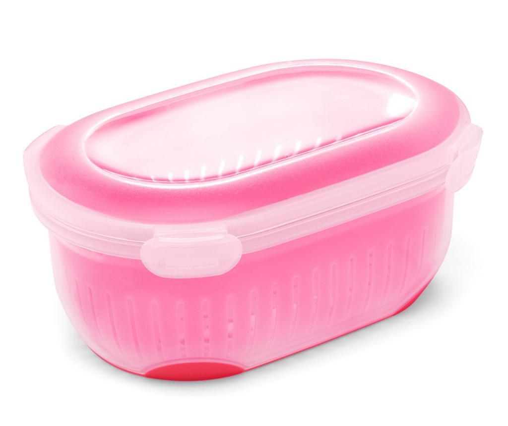 Clip & Go Tároló doboz fedővel