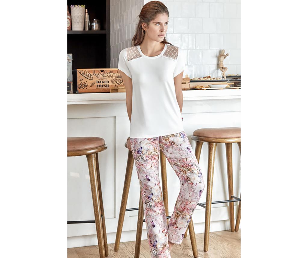 Komplet - majica s kratkimi rokavi in hlače M