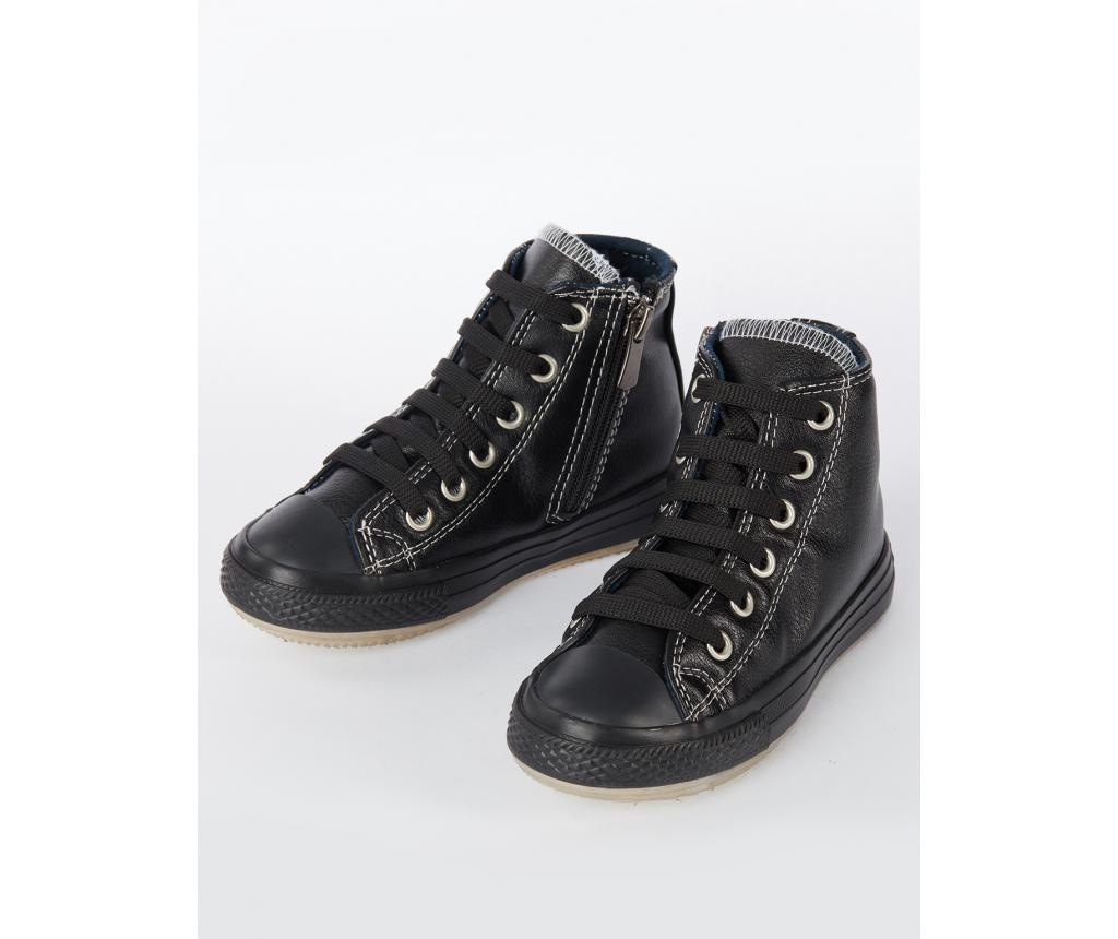 Tenisi copii Black High 27