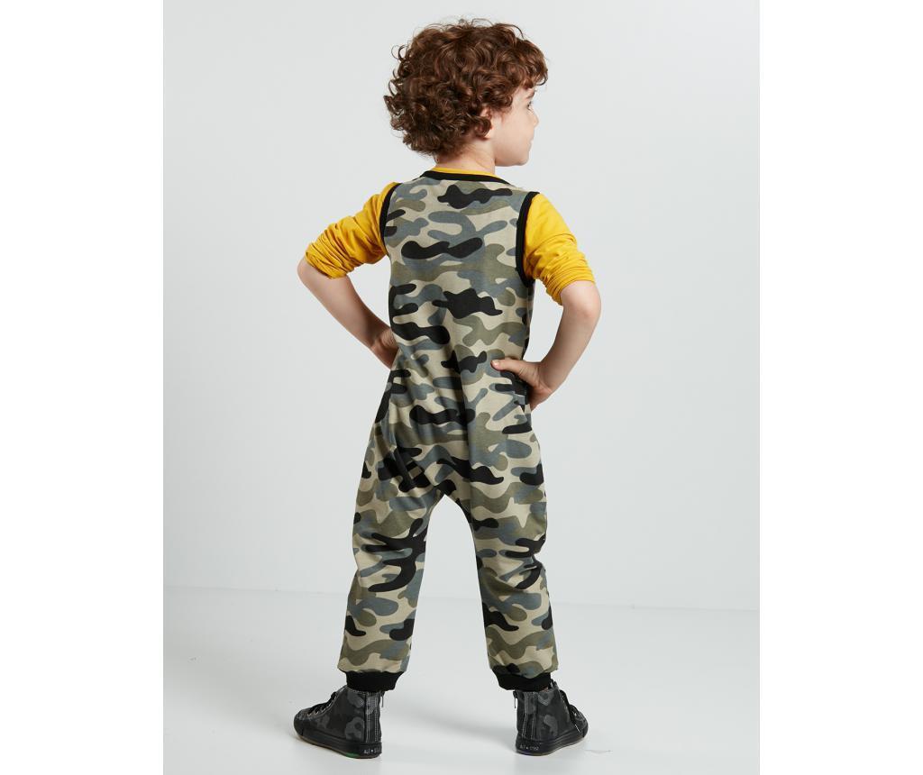 Salopeta copii Soldier Dino 6 ani