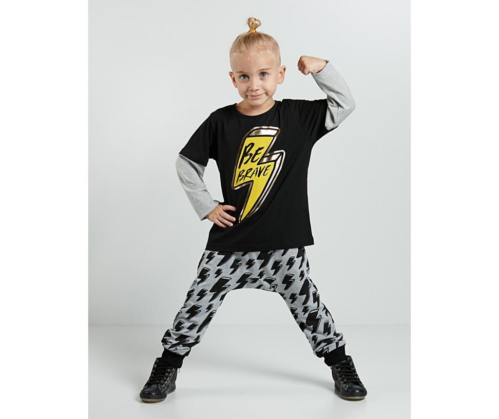 Set bluza si pantaloni Yellow Thunder 5 years