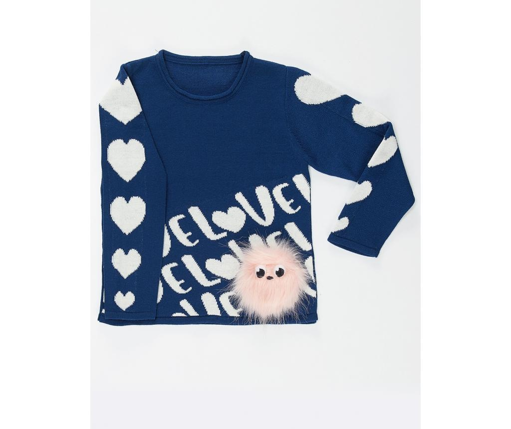 Pulover copii Hearts&Pompom 3-4 years
