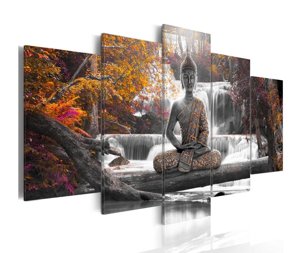 Autumn Buddha 5 db Kép