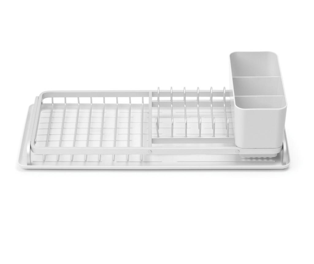 Uscator pentru vase Brabantia Compact Light Grey