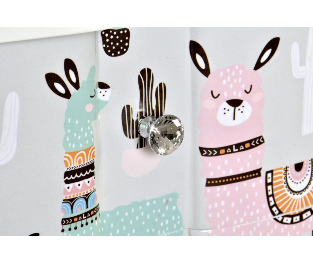 Συρταριέρα Llama