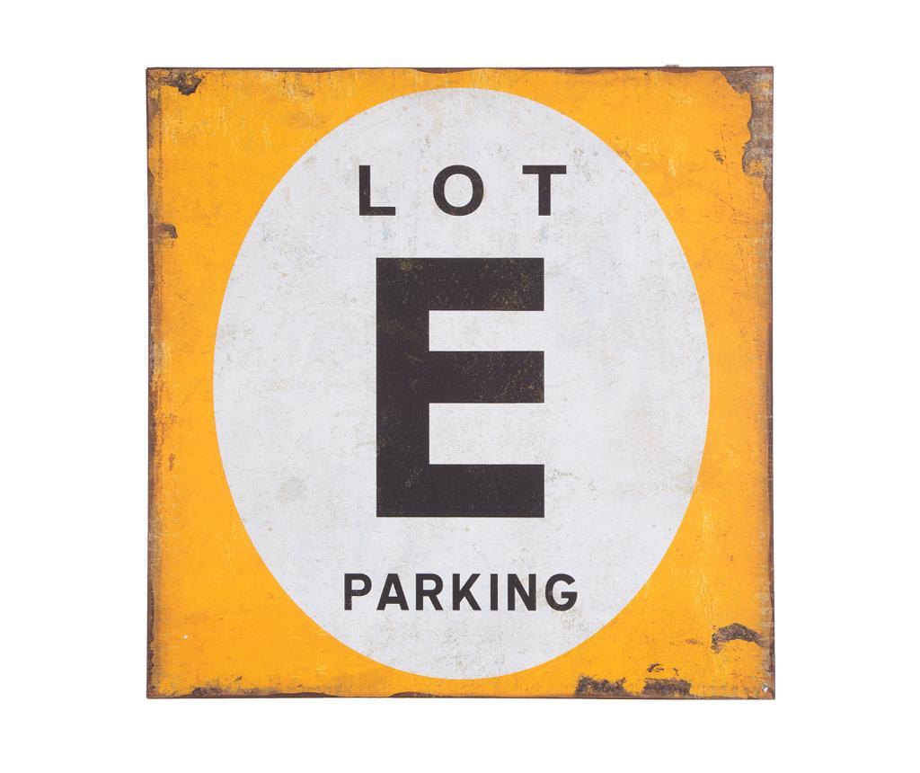 Decoratiune Parking Lot