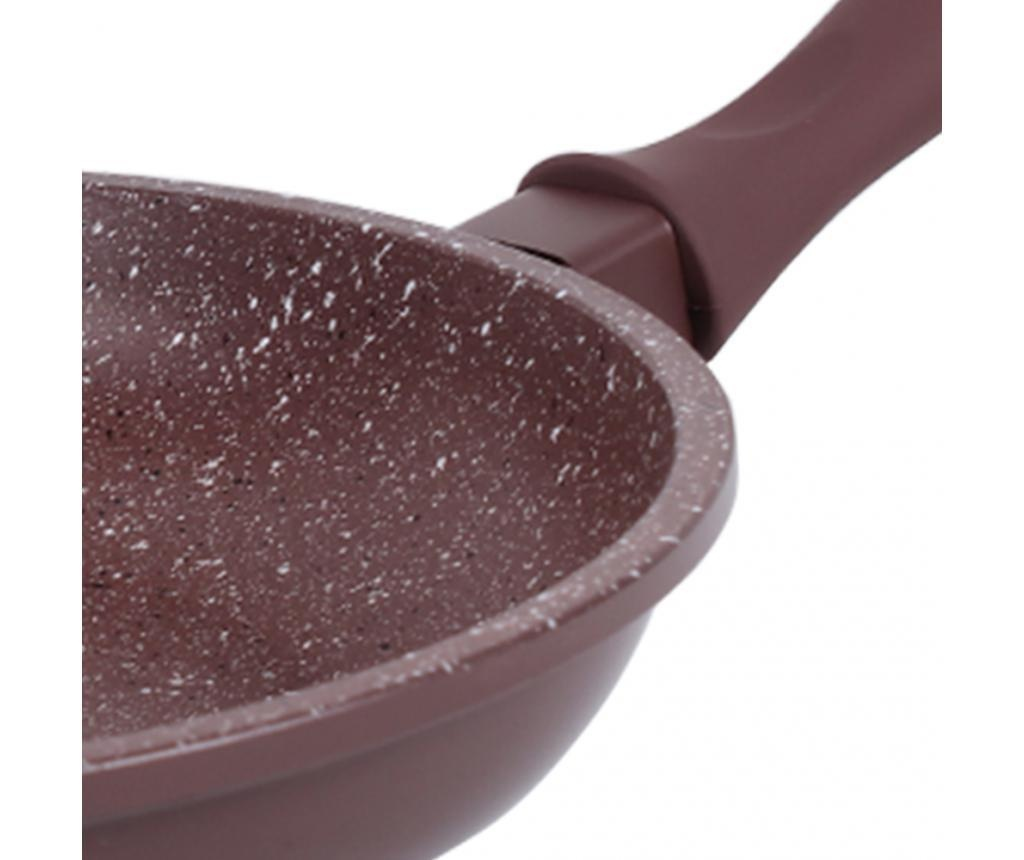 Set vase pentru gatit 7 piese Muhler Chocolate