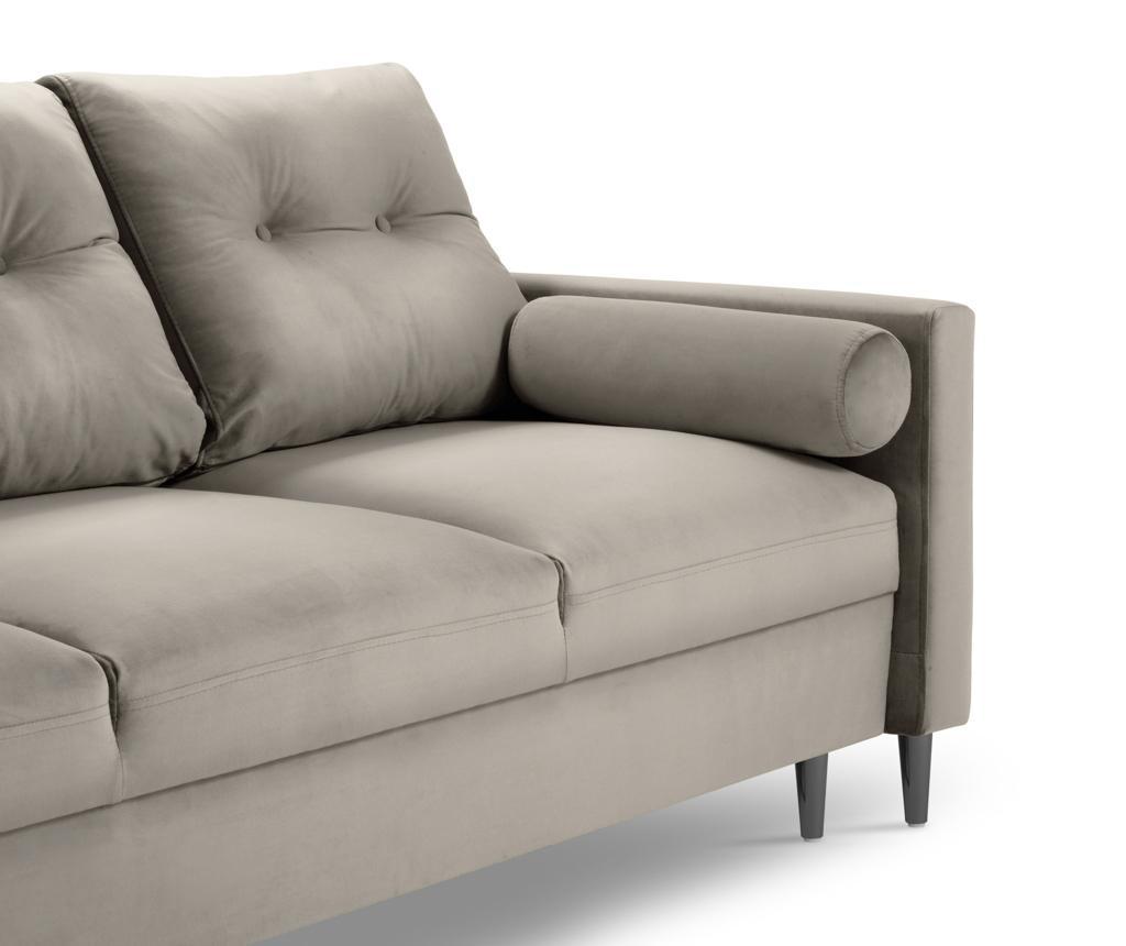 Sofa trosjed na razvlačenje Nairobi Cream