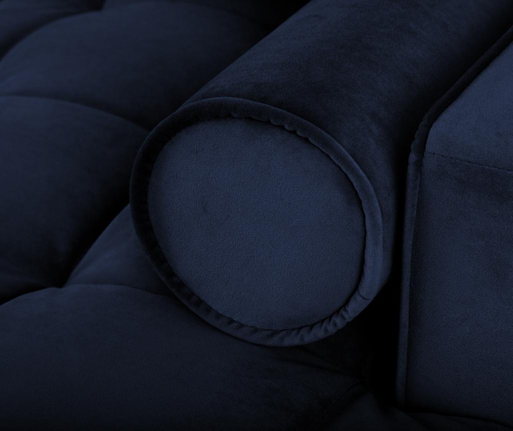 Coltar extensibil stanga Romeo Royal Blue