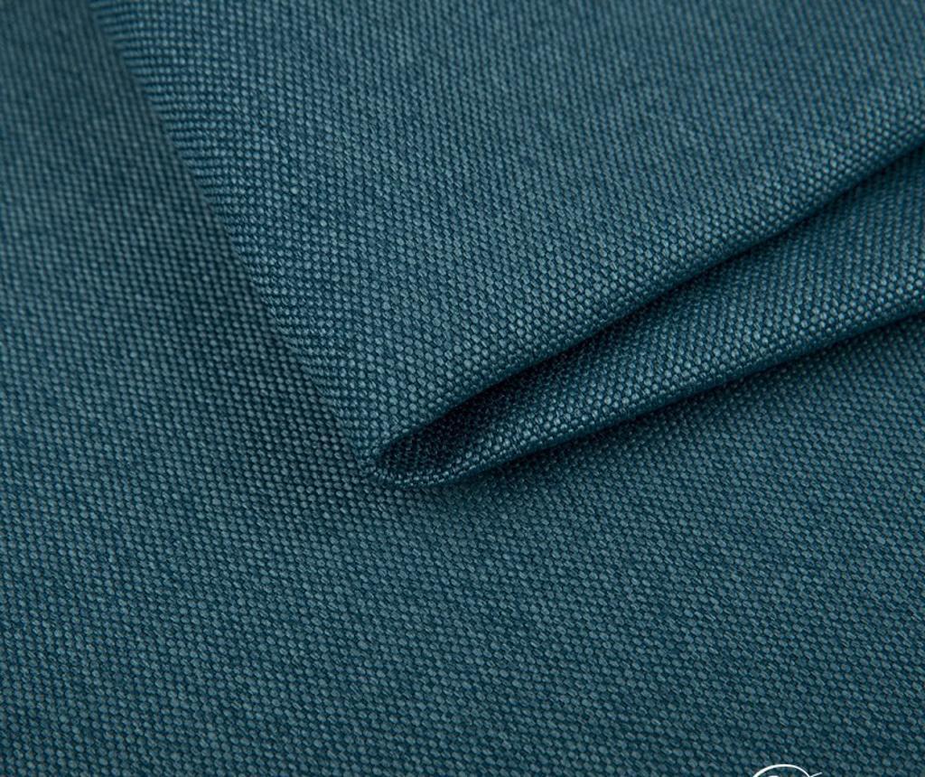 Třímístná rozkládací pohovka Georgia Enjoy Turquoise