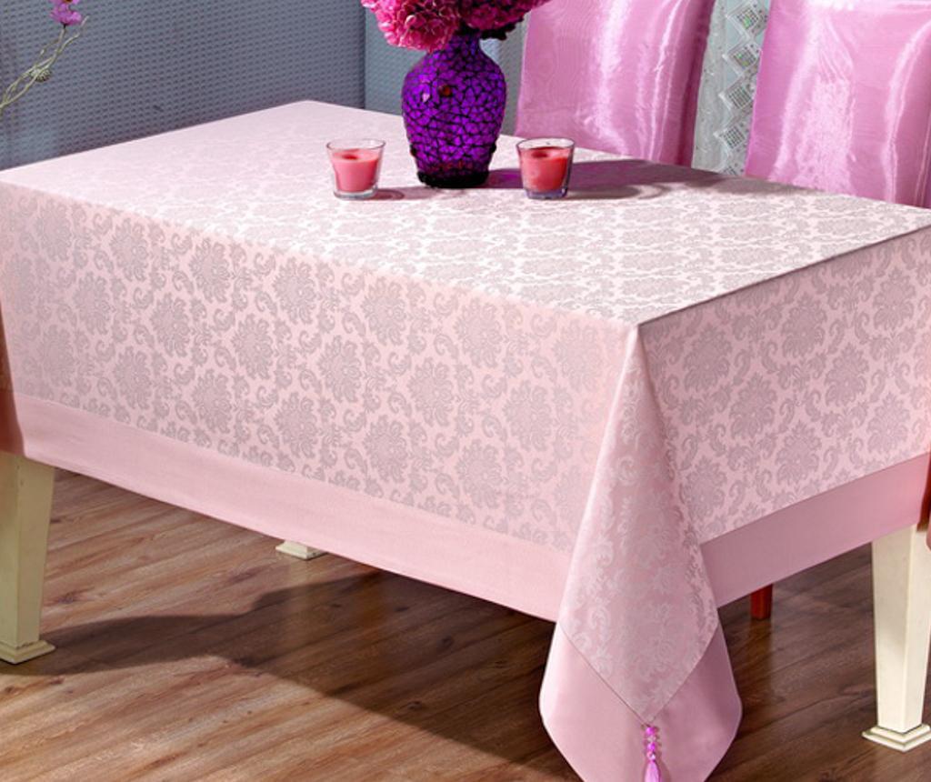 Stolnjak Polycotton Pink 160x320 cm