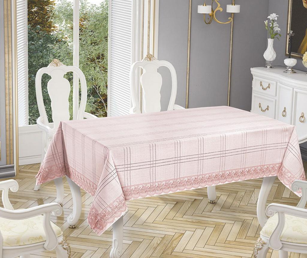 Stolnjak Botanic Pink 160x220 cm