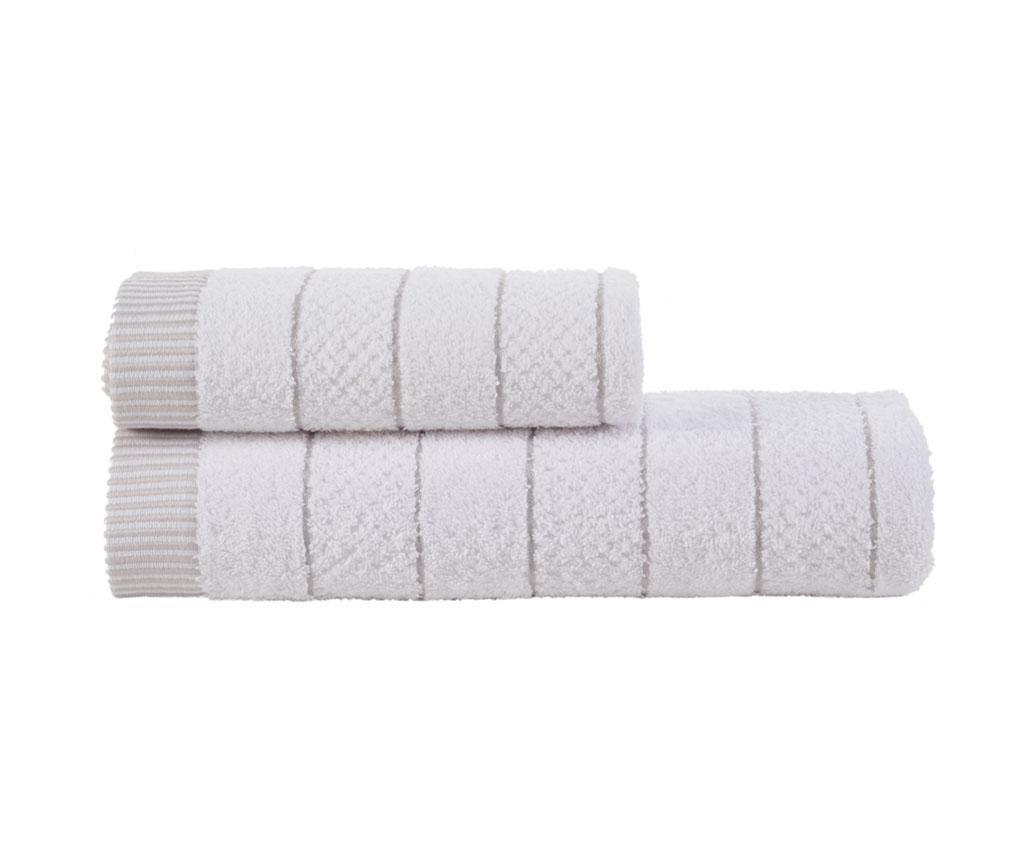 Zestaw 2 ręczników Irina Silver