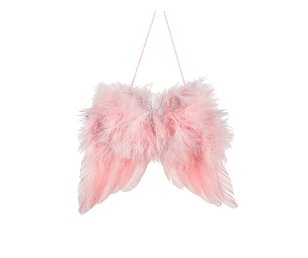 Viseći ukras Pink Feather