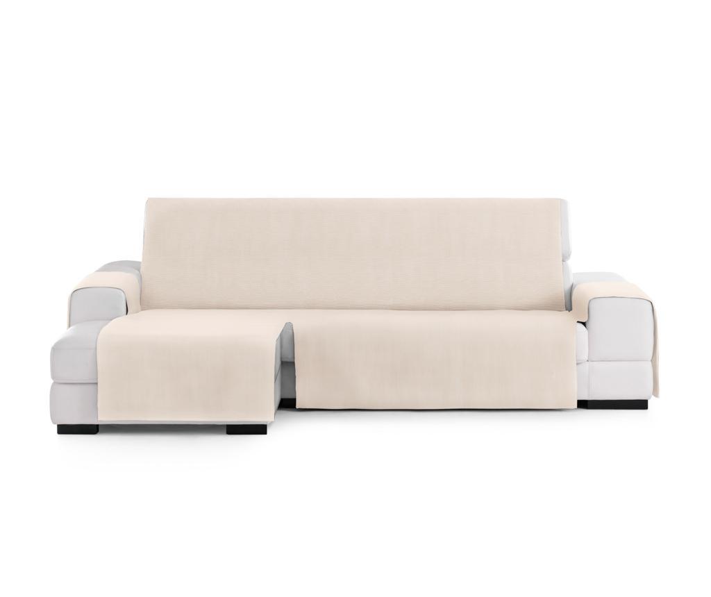 Navlaka za lijevu kutnu garnituru Levante Cream 240x95x150 cm