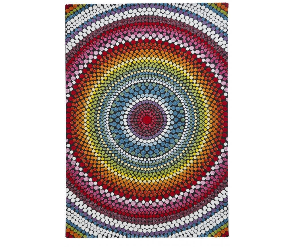 Covor Mosaic Multicolor 160x220 cm