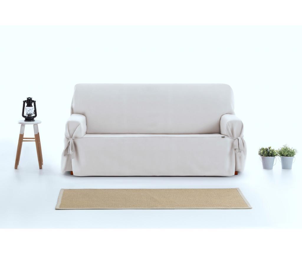 Prevleka za dvosed Levante White 80x130 cm