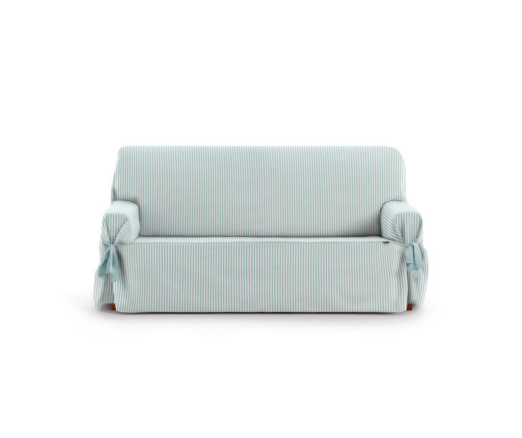 Calma Blue Kétszemélyes kanapé huzat 80x130 cm