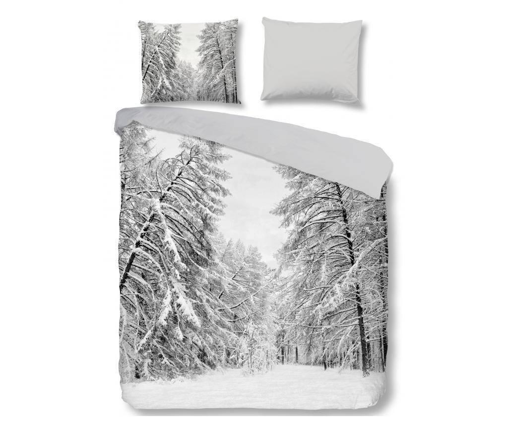 Set de pat Double Flannel Nora