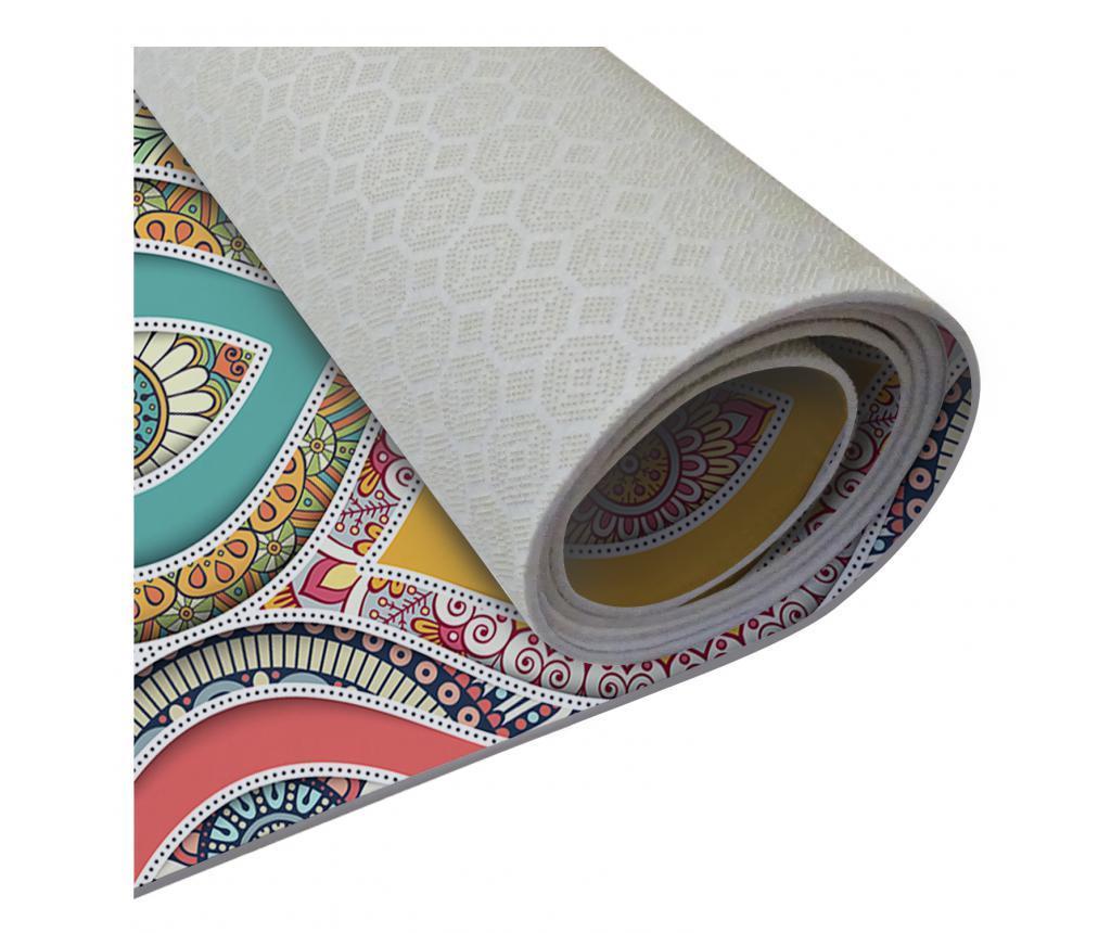 Full of Colors Jóga matrac 65x185 cm