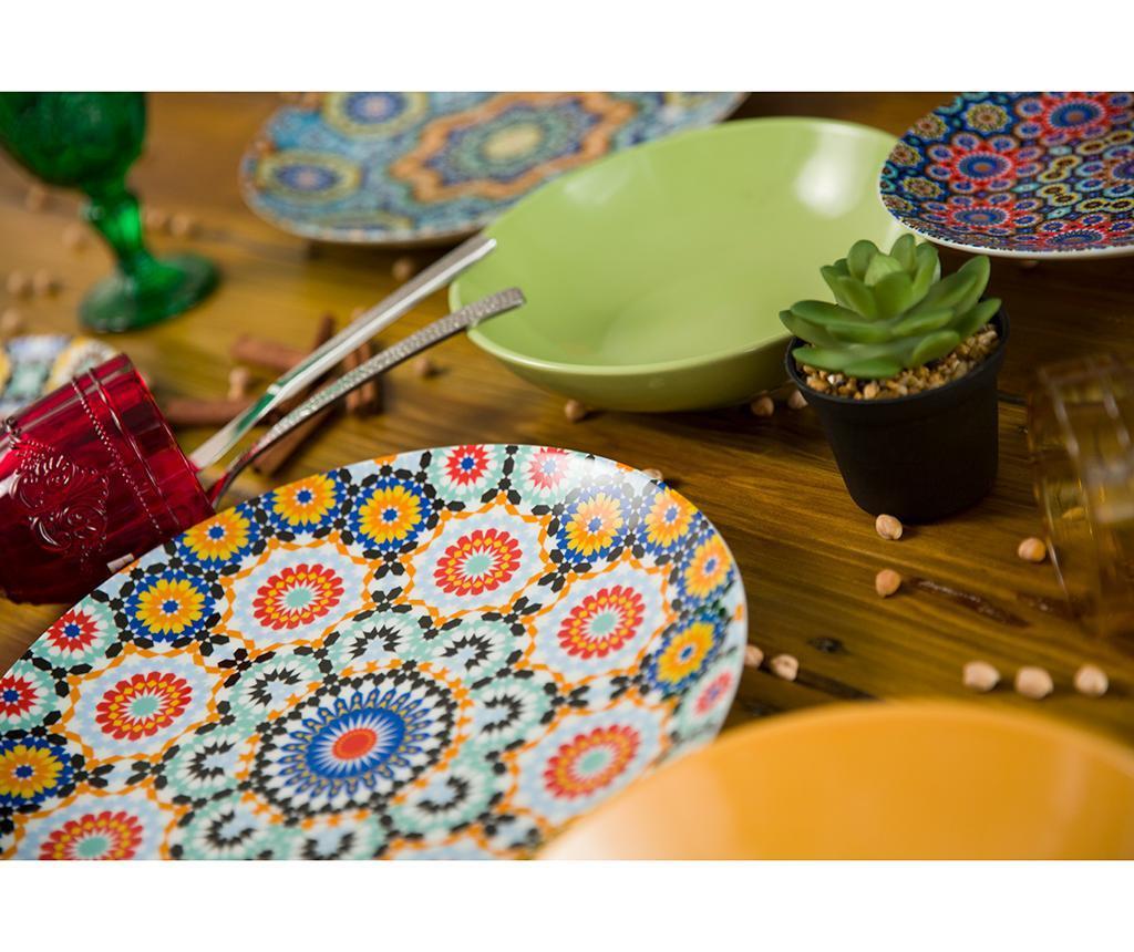 18-dijelni servis za jelo Marrakech
