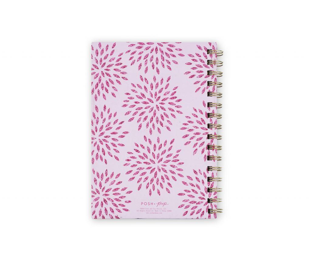 Sparkle & Bloom Jegyzetfüzet